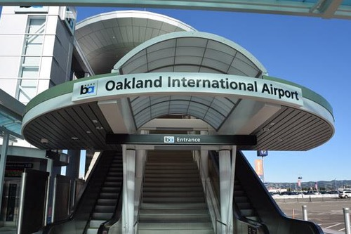 Oakland Airport (OAK)