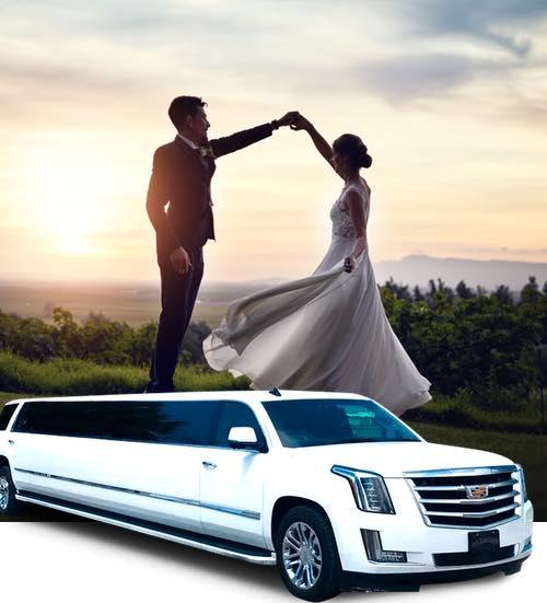 Wedding & Anniversary Limousine Transportation