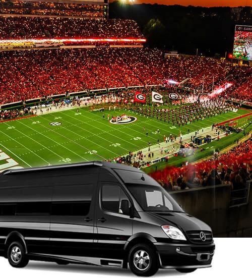 Sports Event Limousine & Car Service Transportation
